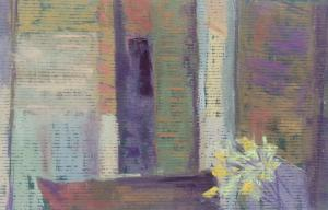 Art Auction of Interiors painting